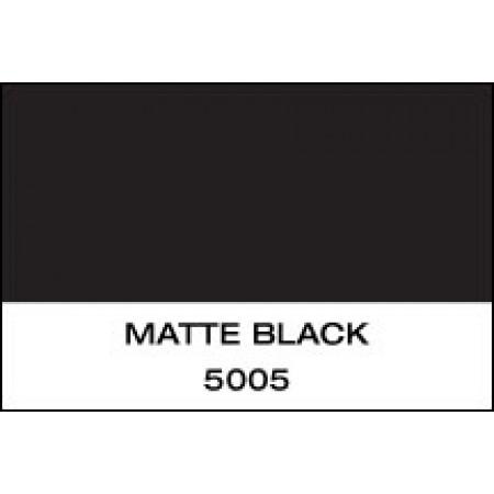 "5 Yr Vinyl Matte Black 15""x50 Yards Punched"