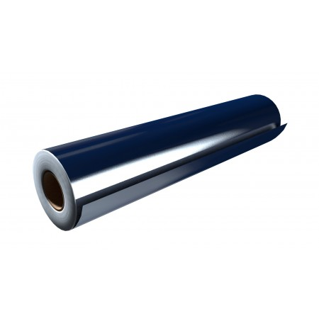 """Gloss Light Navy 15""""x50 Yards Punched"""