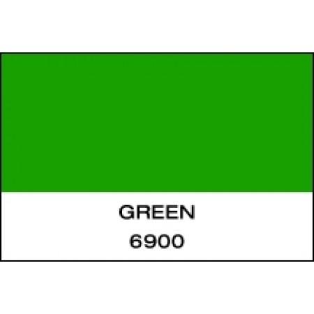 "Fluorescent Vinyl Green 30""x10 Yards Unpunched"