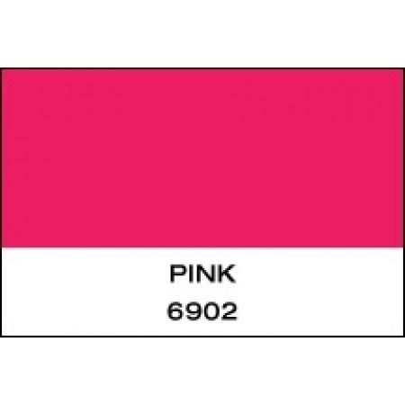 "Fluorescent Vinyl Pink 24""x10 Yards Unpunched"