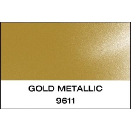 "K-Cast Gold Metallic Vinyl  24"" x 50 yds"