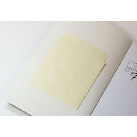 "Standard Book Pocket PSA 3 1/2""W X 4 1/2""H X 3 3/4"" 500/pkg"