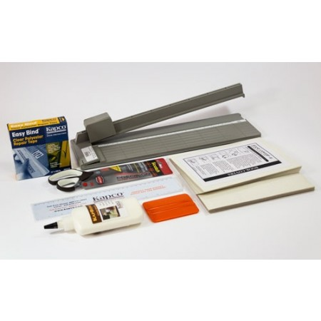 Paperback Book Protection Kit