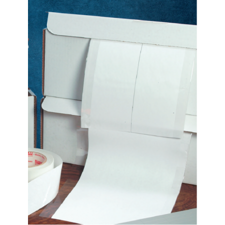 """Easy Jacket Center Slit 10""""x300' With Paper"""