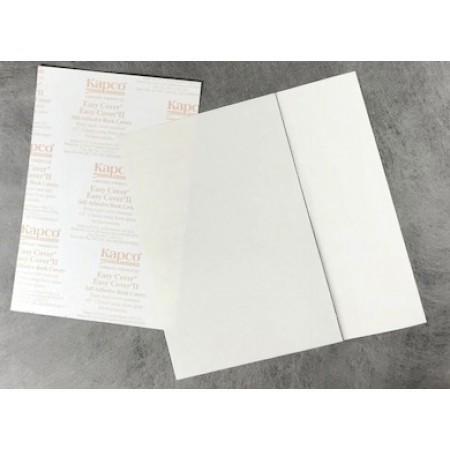 "Easy Cover II Book Cover 9 1/2""Hx6 1/2""W 100 pairs/box"