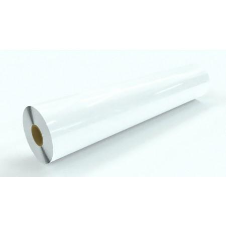 "2mil Cast Gloss White Gray Perm Adh 60"" x 150'"
