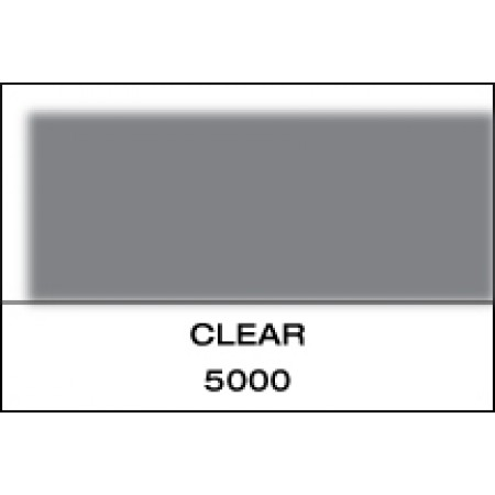 "K5000 5 Yr Vinyl Clear 15""x50 Yards Punched"