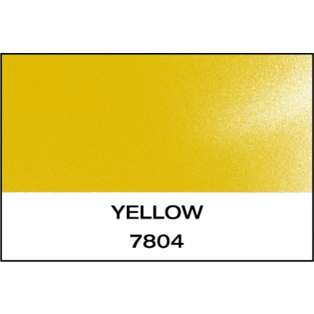 """Reflective 7 Year Yellow 15""""x50 Yards Punched"""