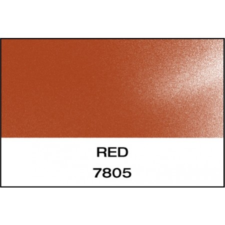 """Reflective 7 Year Red 15""""x10 Yards Punched"""