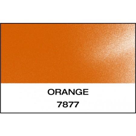 """Reflective 7 Year Orange 24""""x10 Yards Unpunched"""