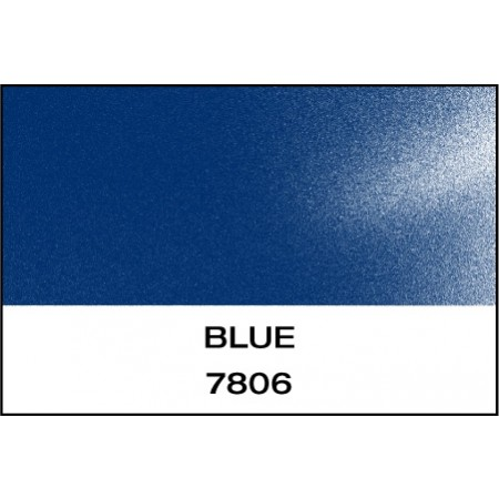 """Reflective 7 Year Blue 15""""x10 Yards Punched"""