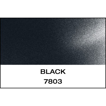 """Reflective 7 Year Black 15""""x50 Yards Punched"""
