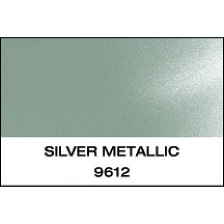 """K-Cast Silver Metallic 15"""" x 50 yds Punched"""