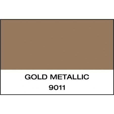"""Ultra Cast Gold Metallic 15""""x10 Yards Punched"""
