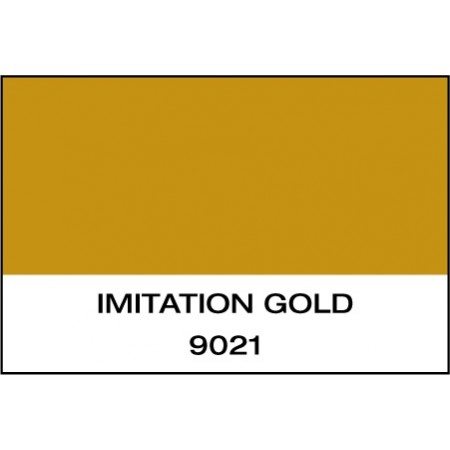 """Ultra Cast Imitation Gold 15""""x10 Yards Punched"""