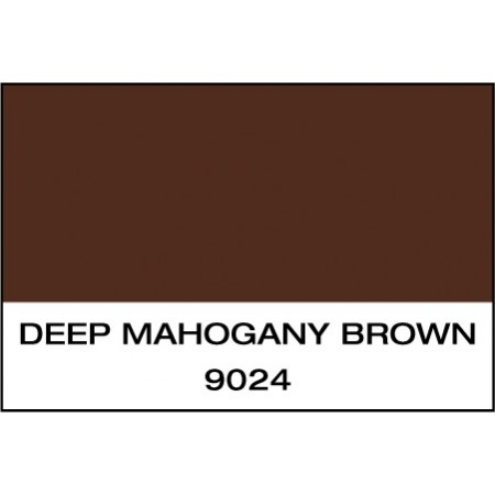 """Ultra Cast Deep Mahogany Brown 15""""x50 Yards Punched"""