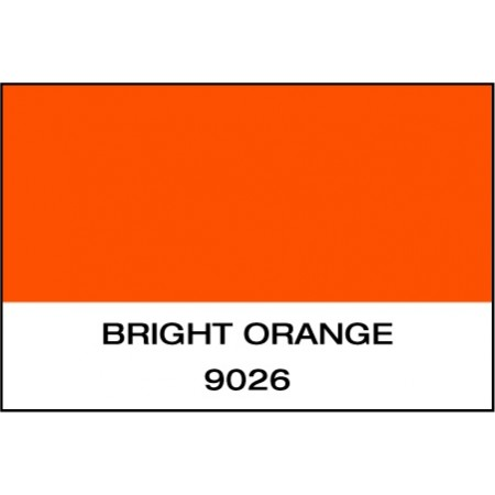 """Ultra Cast Bright Orange 15""""x50 Yards Punched"""