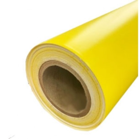 """Supermask Stencil Yellow 30""""x50 Yards Unpunched"""